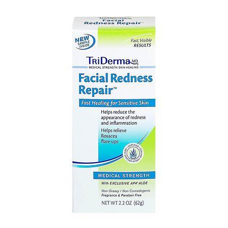 Triderma Md Facial Redness Repair 2.2 Oz.