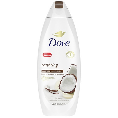 Dove Purely Pampering Body Wash Coconut Milk with Jasmine