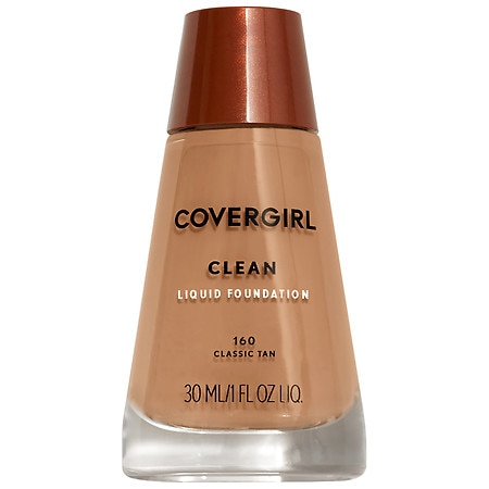Image of CoverGirl Clean Makeup Normal Skin - 1 fl oz