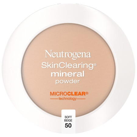 Neutrogena SkinClearing Mineral Powder - 0.34 oz.