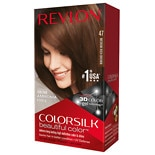 Revlon Colorsilk Beautiful Color 47 Medium Rich Brown