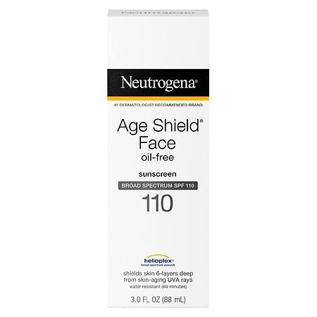 Neutrogena Age Shield Face, Sunscreen Lotion, SPF 110 - 3 fl oz