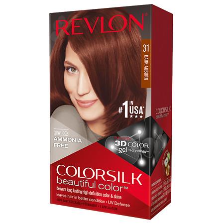 Revlon Colorsilk Beautiful Color - 1 ea