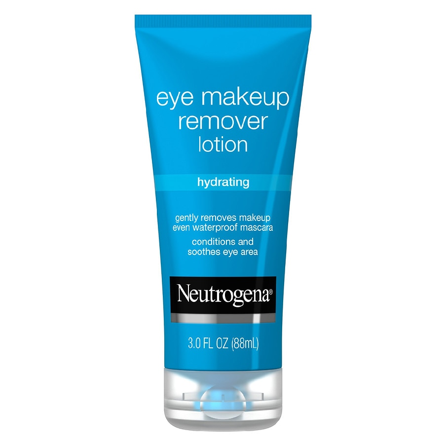 Neutrogena Hydrating Eye Makeup Remover Lotion Walgreens