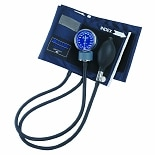 Mabis Signature Series Aneriod Sphygmomanometer Large Adult Size Cuff