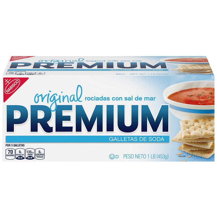 nabisco premium saltine crackers original walgreens