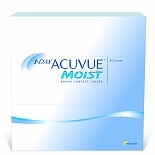wag-1-Day Acuvue MOIST 90 pack Contact Lens