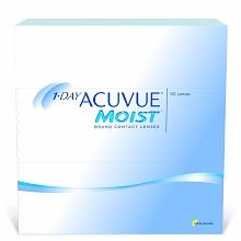 1-Day Acuvue MOIST 90 pack1.0 Box