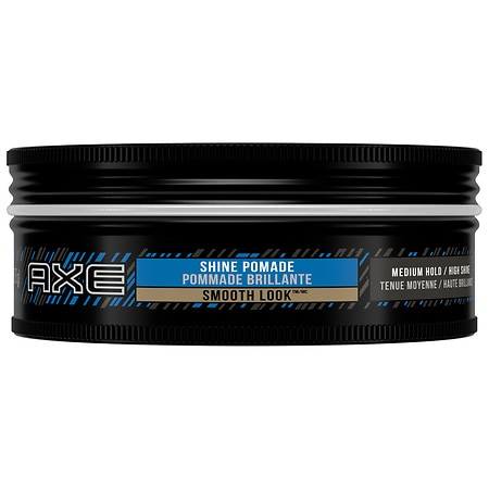 hair styling pomade axe smooth look hair styling pomade shine smooth walgreens 9927