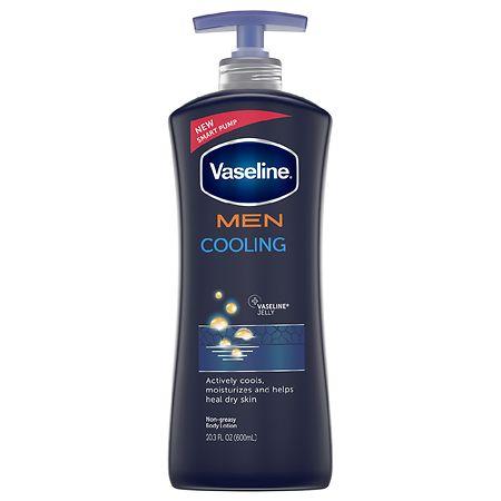 Image of Vaseline Men Healing Moisture Body Lotion - 20.3 oz.