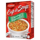Lipton Cup-A-Soup Instant Soup Mix Spring Vegetable