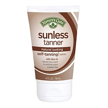 Nature S Gate Sunless Tanner Self Tanning Lotion Walgreens