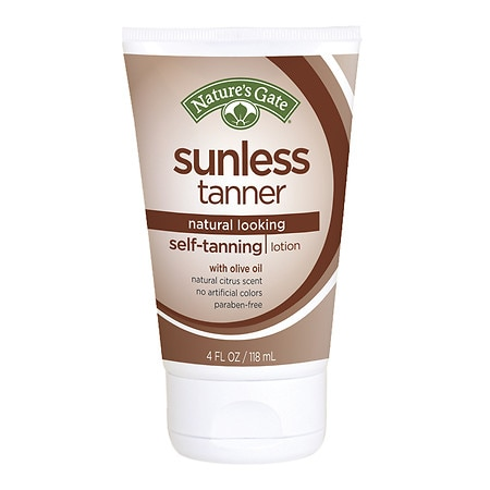 Nature's Gate Sunless Tanner, Self Tanning Lotion