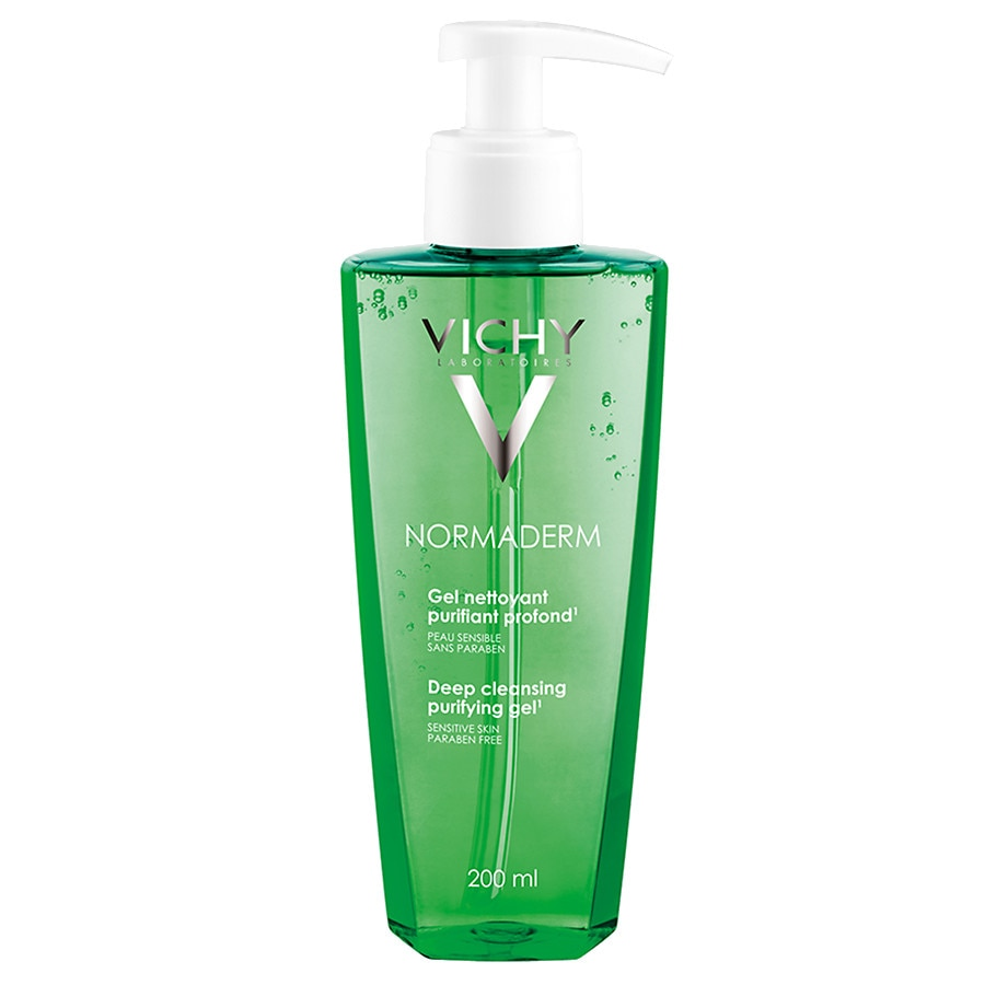 vichy face wash