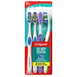 Colgate 360 Whole Mouth Clean Toothbrush, Value Pack