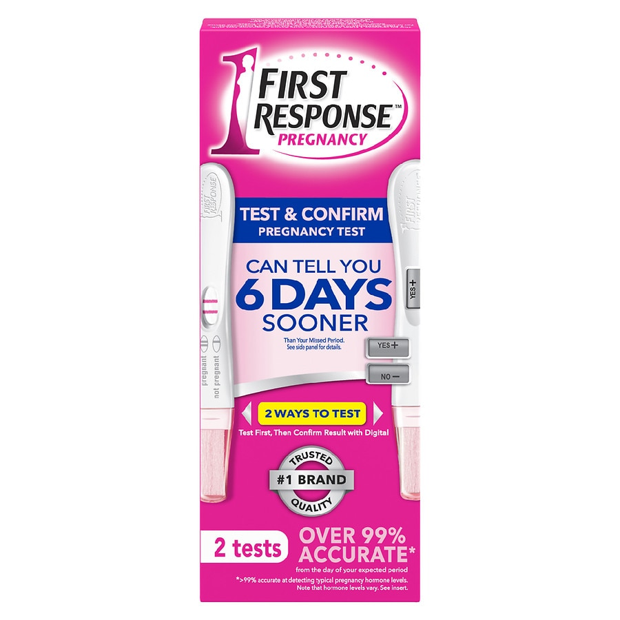 coupon first response ovulation test