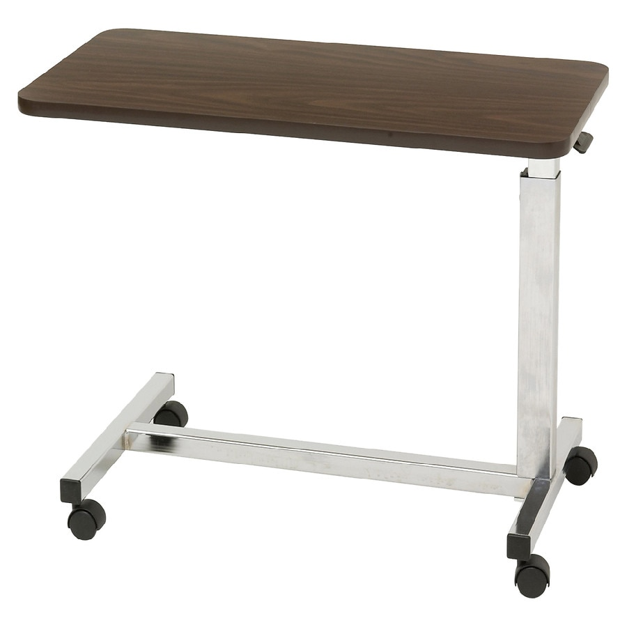 Drive Medical Low Height Overbed Table1 0 Ea