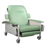 Drive Medical Clinical Care Geri Chair Recliner Jade