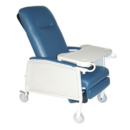 Drive Medical 3 Position Geri Chair Recliner - 1 ea