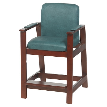 Drive Medical Wood Hip High Chair -