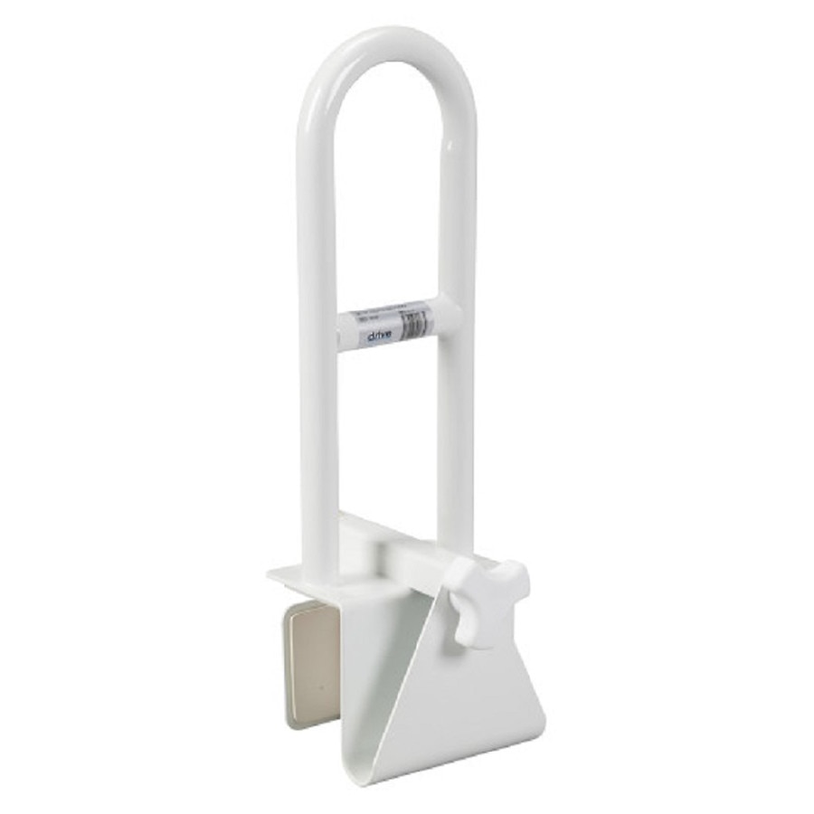 Drive Medical Parallel Bathtub Grab Bar Safety Rail | Walgreens