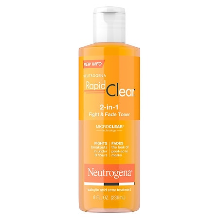 Neutrogena 2-in-1 Fight & Fade Toner