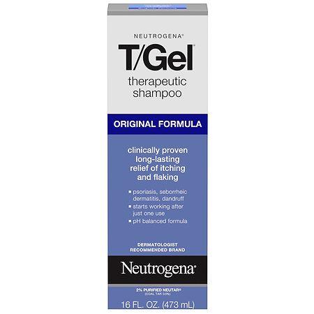 Neutrogena T-Gel Therapeutic Dandruff Treatment Shampoo - 16 fl oz