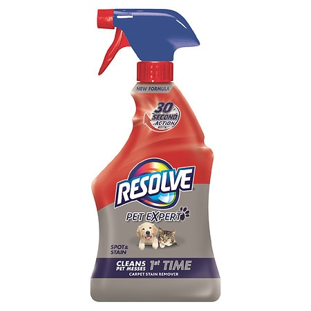 019200780339 Upc Resolve Pet Stain Carpet Stain Remover