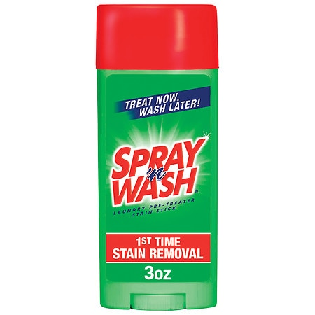 Resolve Spray n Wash, Pre-Treat Laundry Stain Stick