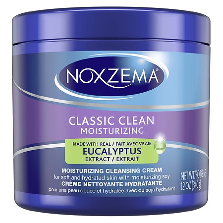 Noxzema Cream Moisturizing Cleansing - 12 oz.
