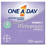 One A Day Women's Menopause Formula Multivitamin/ Multimineral Supplement Tablets