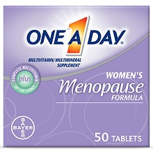 Best Womens Multivitamin >> One A Day Women's Menopause Formula Multivitamin/Multimineral Supplement Tablets | Walgreens