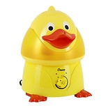 Crane USA Adorable Ultrasonic Humidifier Duck
