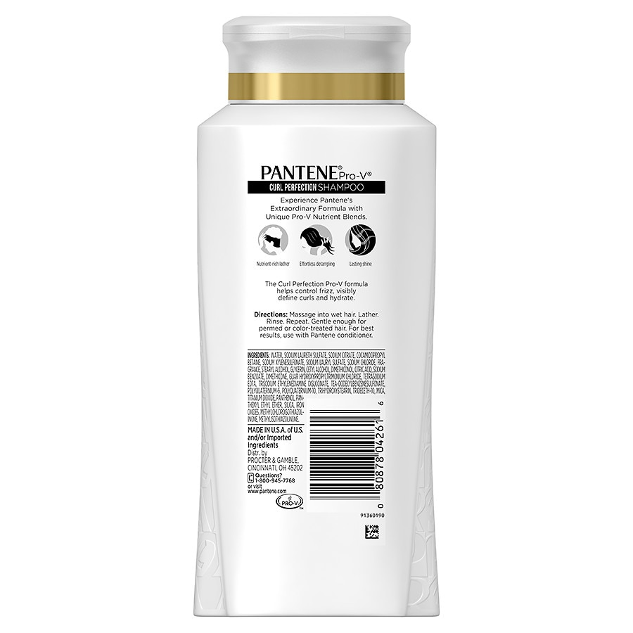Miraculous Pantene Curly Hair Style Spray Gel Curly Hair Hairstyle Inspiration Daily Dogsangcom