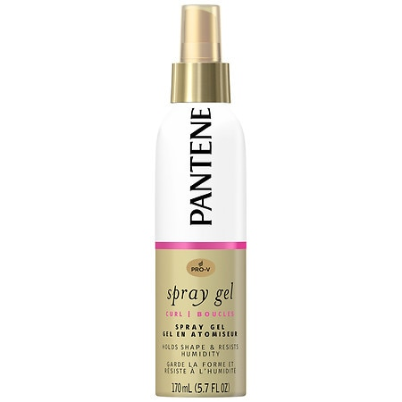 Pantene Pro-V Curl Scrunching Spray Hair Gel