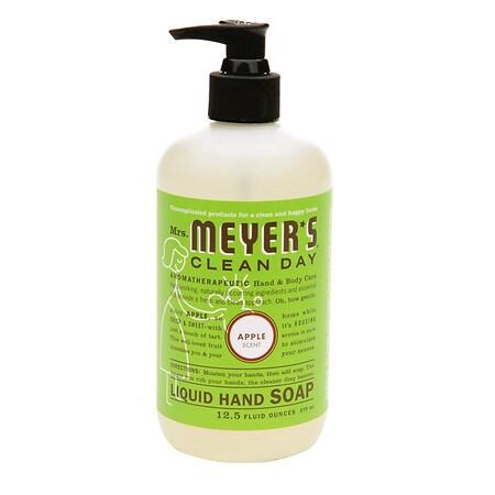 Mrs. Meyer's Clean Day Liquid Hand Soap Apple - 12.5 fl oz