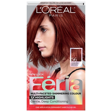 L'Oreal Paris Feria Permanent Haircolor | Walgreens