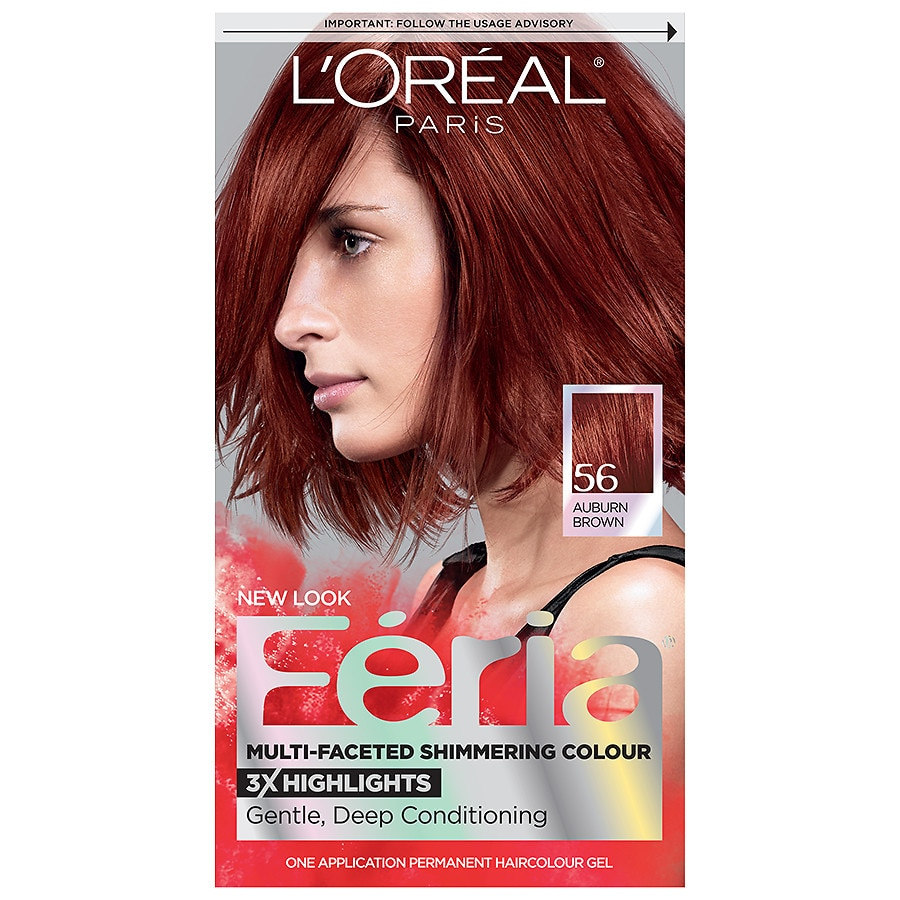 Auburn Hair Color Walgreens
