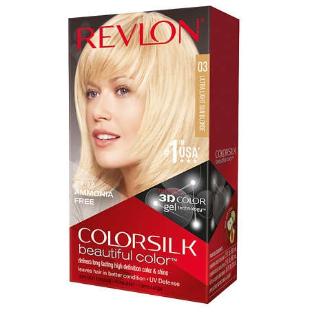 revlon colorsilk beautiful color - Coloration Brun Auburn