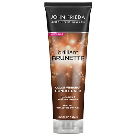 John Frieda Brilliant Brunette Multi Tone Revealing Moisturizing Conditioner