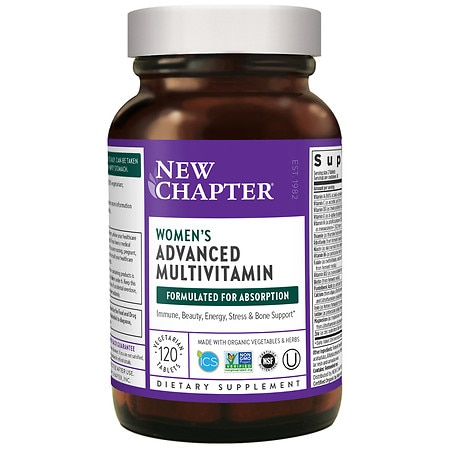 New Chapter Every Woman Multivitamin, Tablets