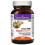 New Chapter Every Man Multivitamin, Tablets