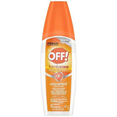 Off! Family Care Insect Repellent IV Spray