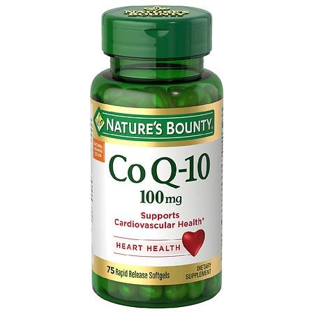 Nature S Bounty Coq Q Sorb