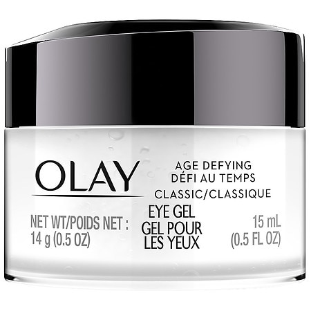 Olay Age Defying Classic Eye Gel Fragrance-Free Color-Free