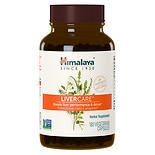 Himalaya Herbal Healthcare LiverCare, Vegetarian Capsules