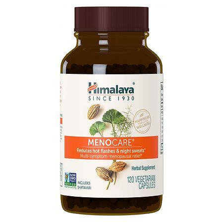 Himalaya Herbal Healthcare MenoCare, Vegetarian Capsules - 120 ea