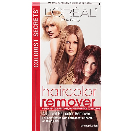 L'Oreal Paris Couleur Experte Haircolor Remover