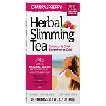 21st Century Herbal Slimming Tea Cranraspberry