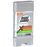 Right Guard Xtreme Defense 5 Antiperspirant & Deodorant Gel Fresh Blast